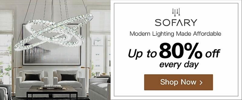 Modern lighting made affordable